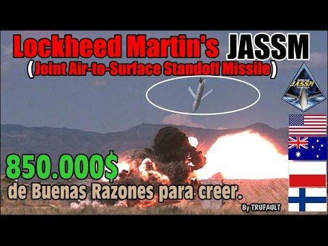 El Misil de Crucero AGM-158B JASSM-ER, en Acción!!  By TRUFAULT