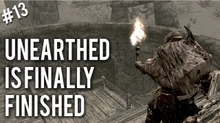 Skyrim Dragonborn : Unearthed The Finale