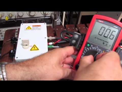 valuating low cost DVMs Part 17  Testing above 2KV