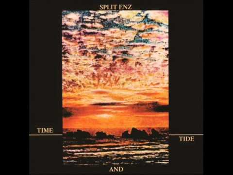 SPLIT ENZ Hello Sandy Allen (1982)