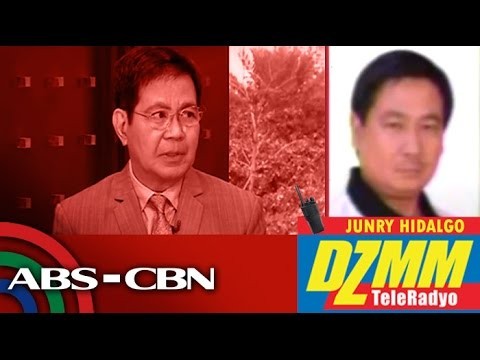 DZMM TeleRadyo: Lacson sees pattern in Espinosa-linked police killings