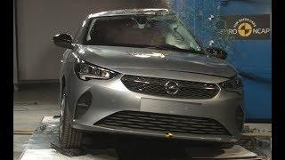 2020 Opel (Vauxhall) Corsa Crash Test/Safety Rating