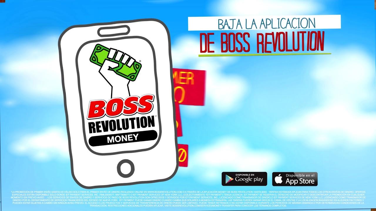 Boss Revolution Money Transfer To Dominican Republic