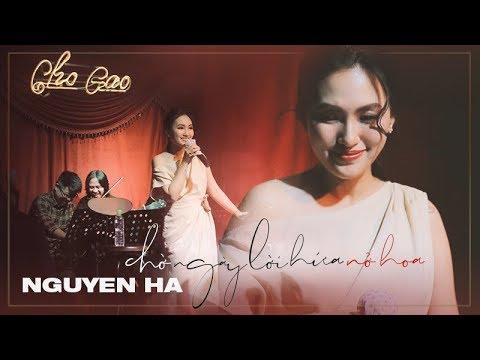 Nguyên Hà - Chờ Ngày Lời Hứa Nở Hoa (live At Cho Gao Bar)