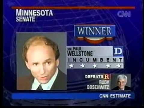 1996 US Election Coverage CNN Part 9