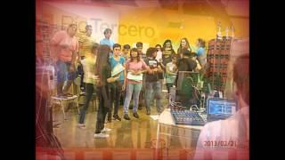 Coro del Conservatorio Juan José Castro - Lord I want - Swing Low Sweet Chariot (Demo 22-05-2013)