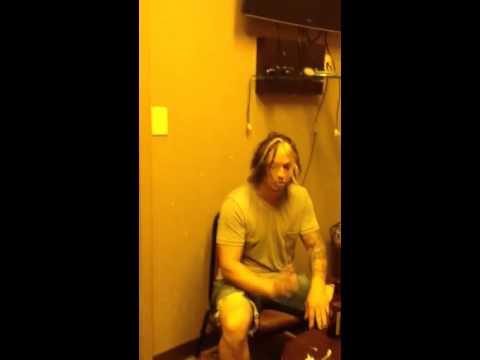 Backstage Acoustic Jam w/The TAKING, Patrick Kennison & Jesse Billson of Heaven Below