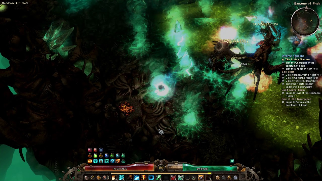 Grim Dawn - A detailed analysis  Is it worth your time?