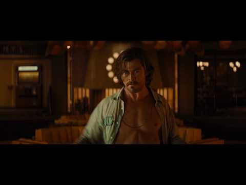 Billy Lee dancing - Bad Times at the El Royale