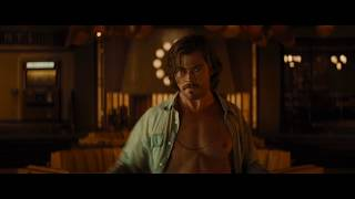 Billy Lee dancing - Bad Times at the El Royale