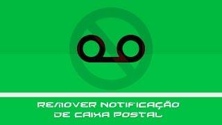 Removendo notificação de caixa postal / correio de voz - Android