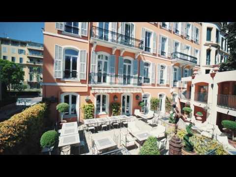 Hôtel Ellington Nice Centre **** Par Ryad Guelmaoui - Ryadoug