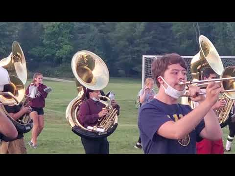 Band Camp 2020 Tuesday Evening Parents Preview