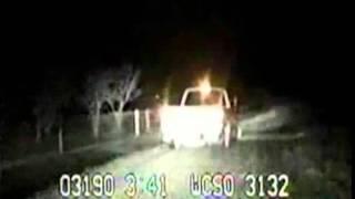 Texas Game Warden Shooting (Fatal)