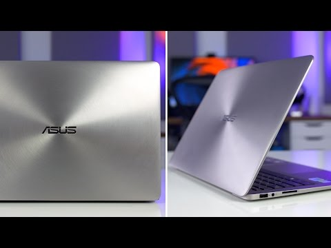 ASUS Zenbook UX330UA Review - A Thin & Light Ultrabook with INSANE Battery Life!