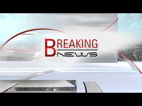 virtual set breaking news HD
