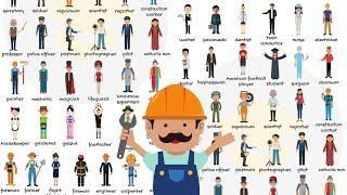 List of Jobs and Occupations Learn Different Types of Jobs with Pictures