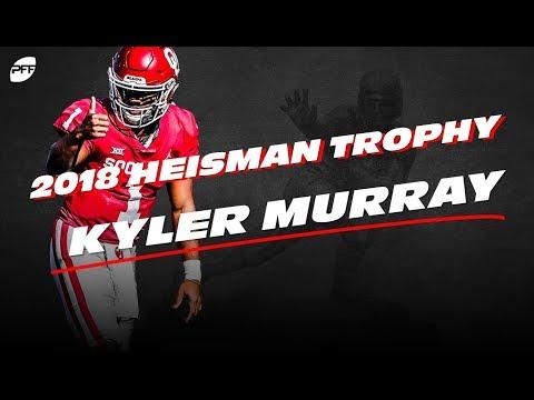 2018 Heisman Trophy: Kyler Murray | PFF