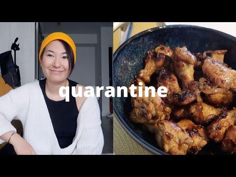 Одна в Карантине | Рецепт Корейского Блюда