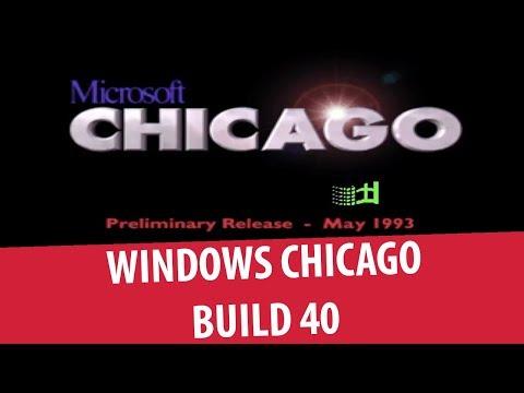 Скачать Windows Chicago