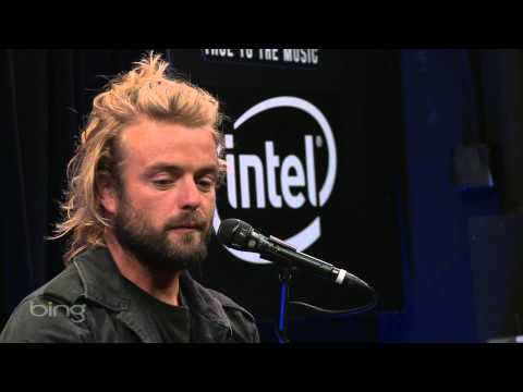 Xavier Rudd - Interview (Bing Lounge)