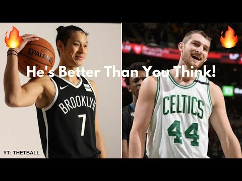 How Does Tyler Zeller Fit With Jeremy Lin & Brooklyn Nets? // 2017-18 NBA Season