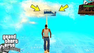 Не каждый игрок пройдет этот экстремальный паркур в GTA San Andreas!