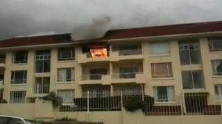Camps bay apartment fire main