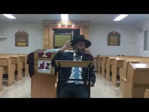 הרב איתי בן אהרון - עיבור נשמה בסליחות והכנה ליום הדין   בית הכנסת נחלת בנימין