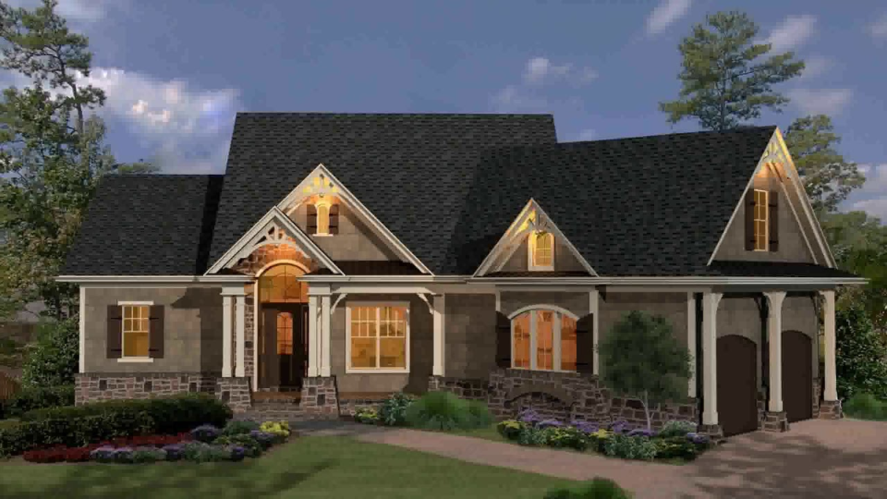 small one story farmhouse plans - One Story Farmhouse Plans