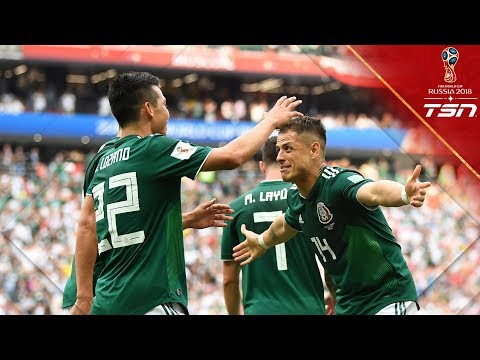 Mexico completes HISTORIC upset, becoming 1st CONCACAF team to defeat Germany in World Cup