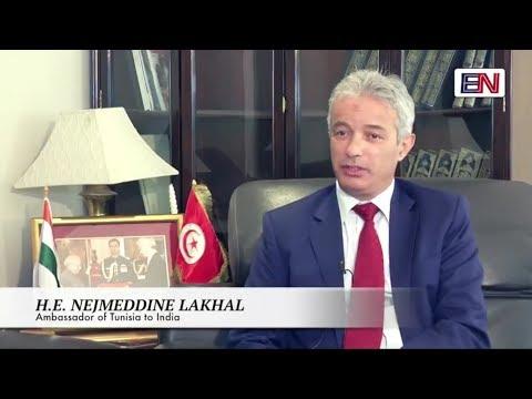 Interview with Tunisian Ambassador HE Nejmeddine Lakhal by Embassynews.tv