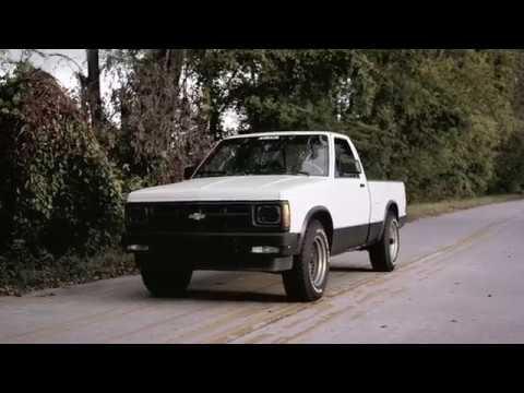 Average Squad 1992 Chevrolet S10 Youtube
