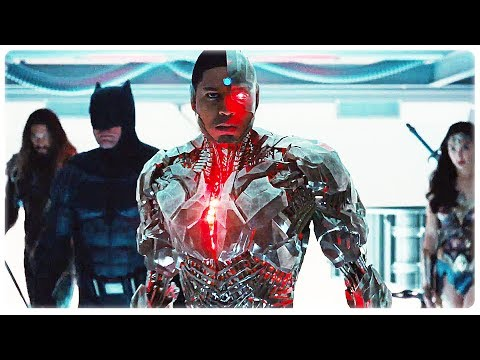 JUSTICE LEAGUE Trailer 3 (4K ULTRA HD)