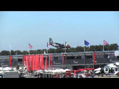 49th International Paris Air Show - One Day at LBG...