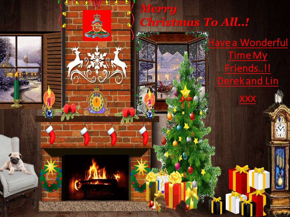 Merry Christmas To All My Family and Friends..!! - YouTube