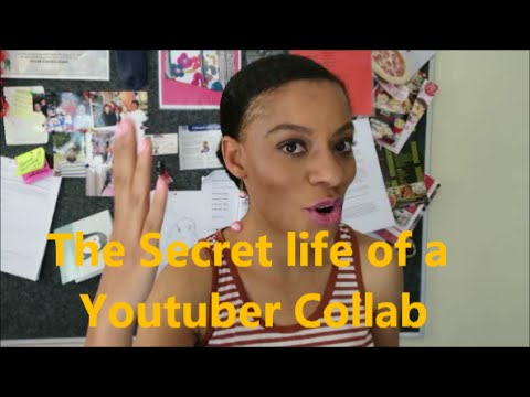 The Secret life of a Youtuber Collab| Swazi In South Africa YouTuber| 29 Aug 2016