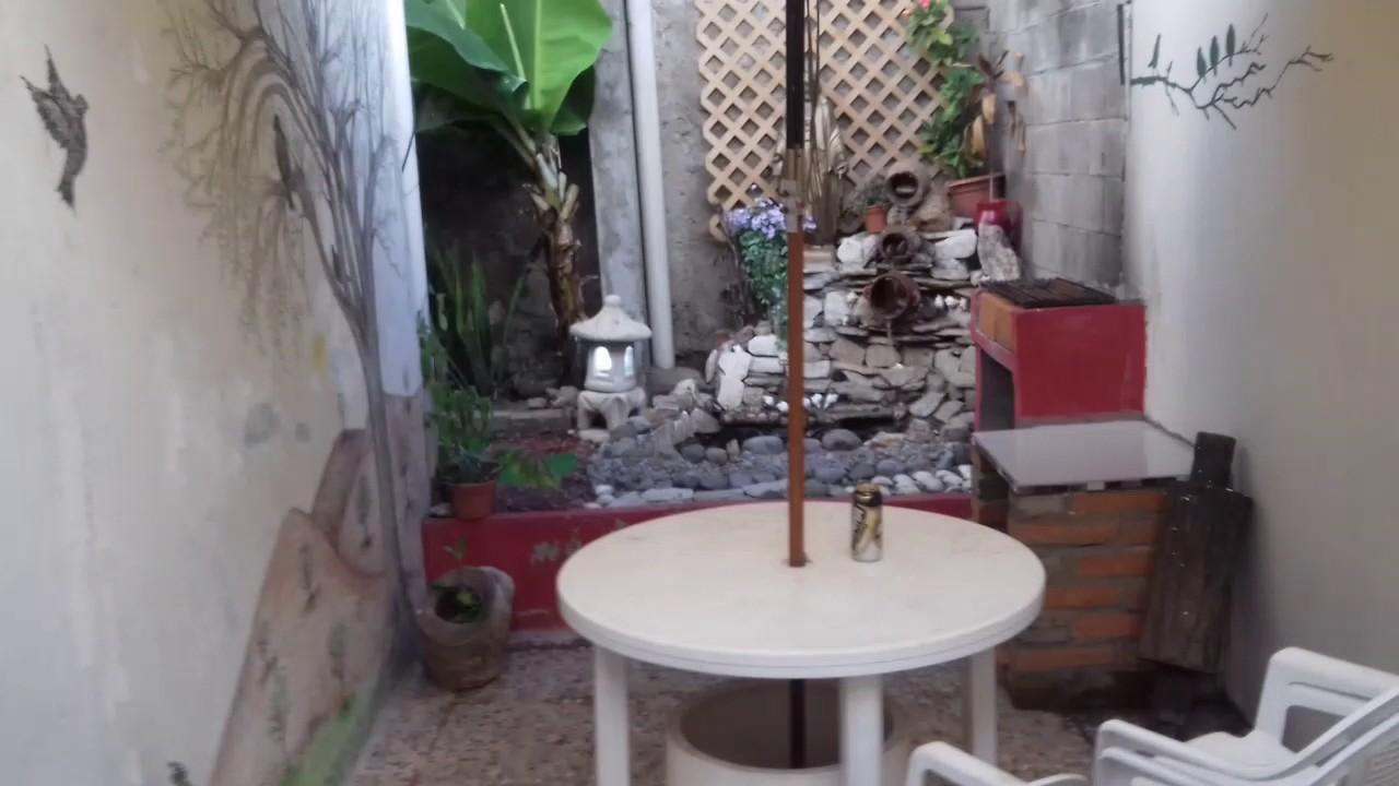 Fuente decorativa para patio youtube - Fuente para patio ...