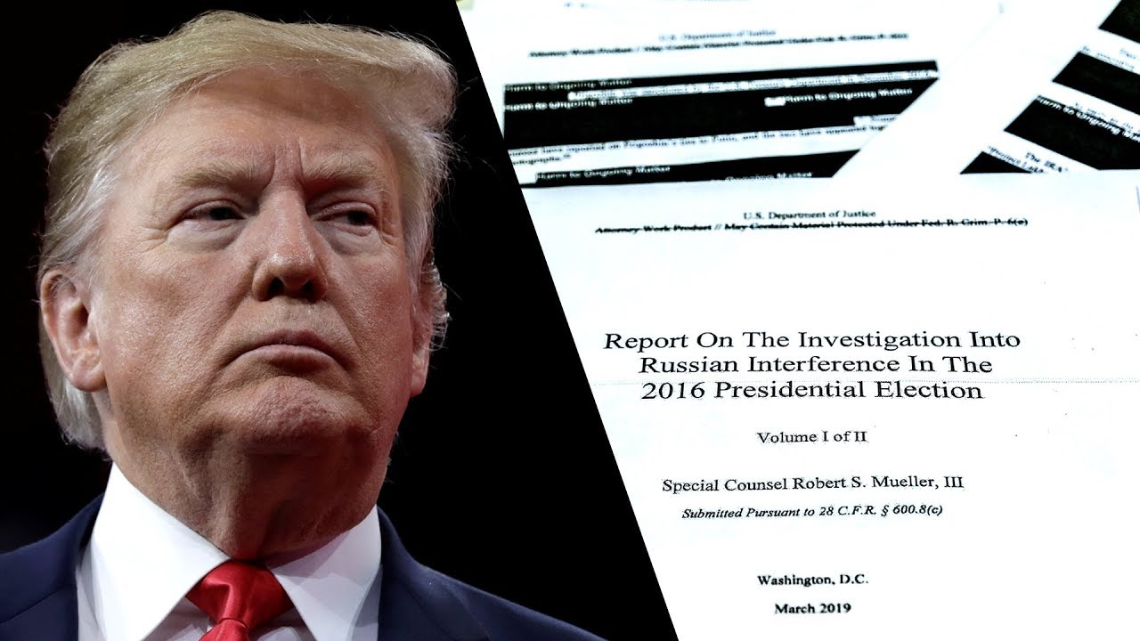 Trump says Mueller report is 'game over,' but Democrats push on