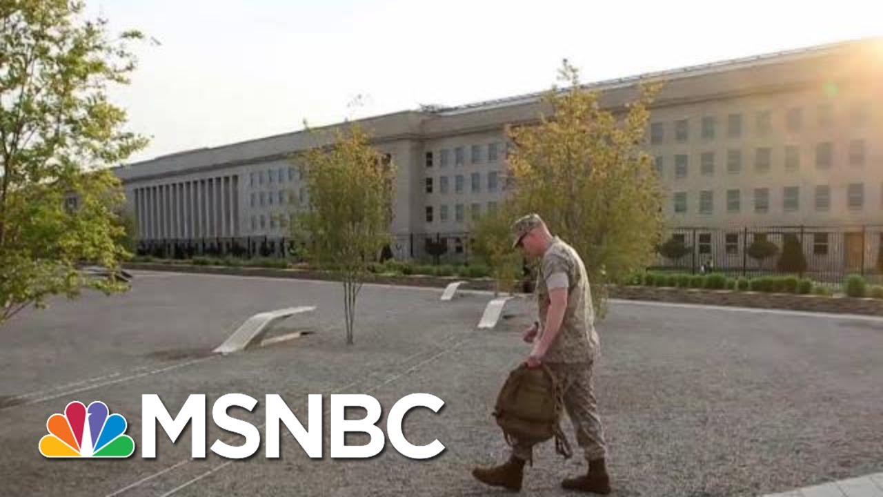 Why Climate Change Is A National Security Issue | Velshi & Ruhle | MSNBC