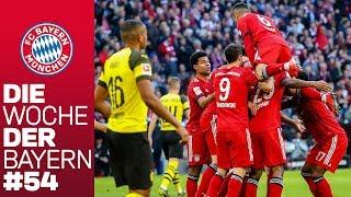 Nach BVB-Gala: Als Spitzenreiter zur Fortuna | Die Woche der Bayern | Ausgabe 54