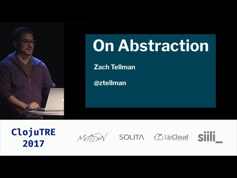 On Abstraction – Zach Tellman