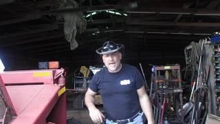 gehl 2512 in the shop