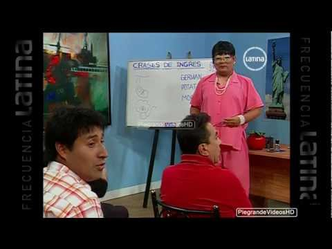 Clases de inglés con la profesora Susana-