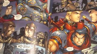 Battle Chasers Retro Comic Review - Cliffhanger