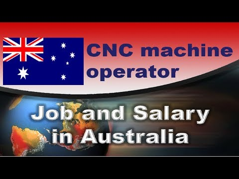 CNC Machine Operator Salary In Australia - Jobs And Wages In Australia