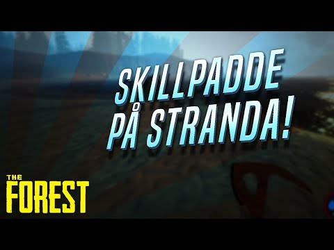 LOMMELYKT I PANNA! | The Forest | Norsk gaming