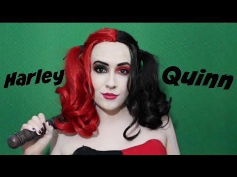 Tuto makeup: Harley Quinn (DC Comics)