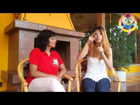 Deaf girl from Thailand worked for media in Czech Republic in July 2015