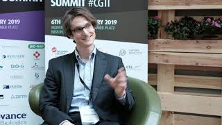 12th Annual Bioinnovation Leaders Summit 2019 - Moritz von Stosch - Senior Manager  - GSK